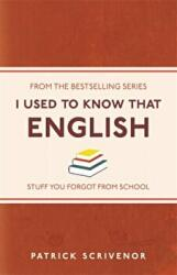 I Used to Know That - English (2014)