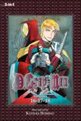 D. Gray-man (3-in-1 Edition), Vol. 6 - Katsura Hoshino (2015)