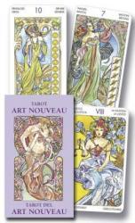 Tarot Art Nouveau Mini (ISBN: 9780738704562)