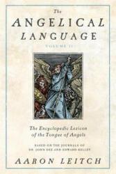 Angelical Language - Aaron Leitch (ISBN: 9780738714912)