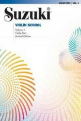 Suzuki Violin School - Alfred Publishing (ISBN: 9780739054628)