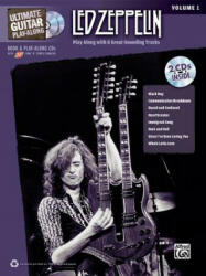 Ultimate Guitar Play-Along Led Zeppelin, Vol 1 - Alfred Music, Led Zeppelin (ISBN: 9780739059463)