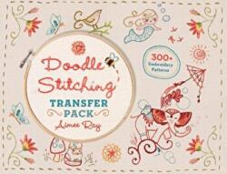 Doodle Stitching Transfer Pack - Aimee Ray (2015)