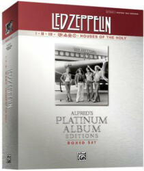 Led Zeppelin Authentic Guitar Tab Edition Boxed Set - Alfred Publishing (ISBN: 9780739075555)