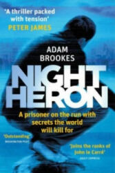 Night Heron - Adam Brookes (2015)