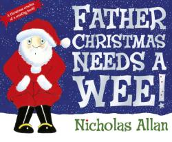 Father Christmas Needs a Wee (2014)