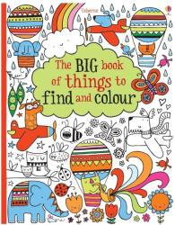 Big Book of Things to Find and Colour (2013)