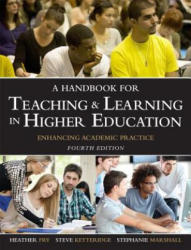 Handbook for Teaching and Learning in Higher Education - Heather Fry (2014)