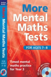 More Mental Maths Tests for Ages 7-8 (2010)