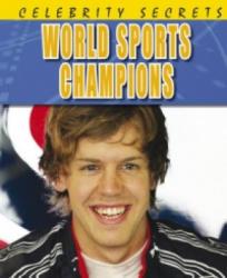 Celebrity Secrets: World Sports Champions - Adam Sutherland (2013)