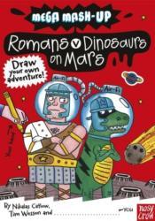Mega Mash-up: Romans v Dinosaurs on Mars (2014)