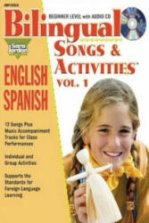 Bilingual Songs & Activities: English-Spanish (2014)