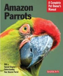 Amazon Parrots (ISBN: 9780764143410)