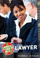 What's it Like to be a. . . ? Lawyer (2010)