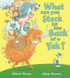 What Can You Stack on the Back of a Yak? (2013)