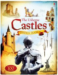 Castles sticker book (2015)
