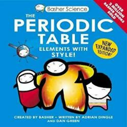 Basher Science: The Periodic Table - Adrian Dingle (2014)
