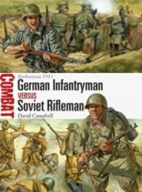 German Infantryman vs Soviet Rifleman (2014)