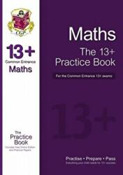13+ Maths Practice Book for the Common Entrance Exams (2014)