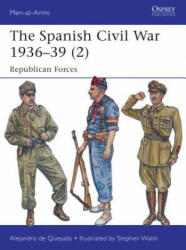Spanish Civil War 1936-39 - Republican Forces (2015)