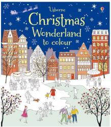 Christmas Wonderland to Colour (2014)