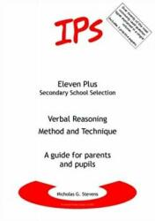 Verbal Reasoning - Method and Technique - A Guide for Parents and Pupils (2003)