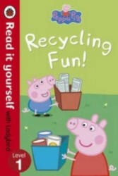 Peppa Pig: Recycling Fun - Read it yourself with Ladybird - Ladybird (2013)