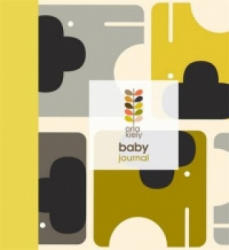 Orla Kiely Baby Journal - Orla Kiely (2015)