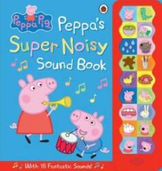 Peppa Pig: Peppa's Super Noisy Sound Book - collegium (2014)