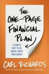 One-Page Financial Plan - Richards, Carl, Robert Jordan (2015)