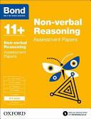 Bond 11+: Non Verbal Reasoning: Assessment Papers - Alison Primrose (2015)