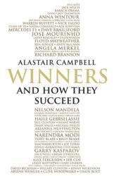 Winners - Alastair Campbell (2015)