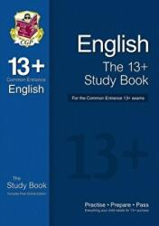 13+ English Study Book for the Common Entrance Exams (2014)