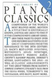 Library of Piano Classics (ISBN: 9780825613777)