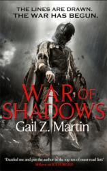 War of Shadows - Book 3 of the Ascendant Kingdoms Saga (2015)