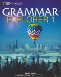 Grammar Explorer 1 (ISBN: 9781111350192)