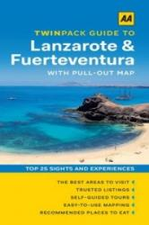 Lanzarote & Fuerteventura - AA Publishing (2015)