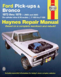 Ford Pickups and Bronco, 1973-1979 (ISBN: 9780856967887)