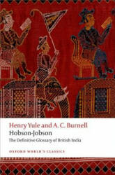 Hobson-Jobson - The Definitive Glossary of British India (2015)