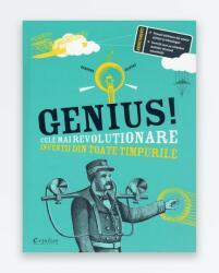 Genius! Cele mai revoluționare invenții din toate timpurile (ISBN: 9786069381847)