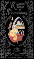 Russian Tarot of St. Petersburg: 78-Card Deck (ISBN: 9780880795838)