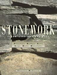 Stonework: Techniques and Projects (ISBN: 9780882669762)