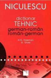 Dictionar tehnic german-roman/roman-german (ISBN: 9789737489241)