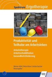 Produktivitt und Teilhabe am Arbeitsleben (2015)