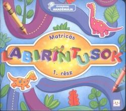 Matricás labirintusok 1. rész (ISBN: 9786155335549)