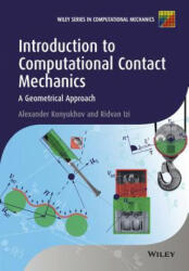 Introduction to Computational Contact Mechanics - Ridvan Izi, Alexander Konyukhov (2015)