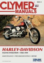 Harley-Davidson Flsfx Softail Big-Twin Evolution 1984 - 1999 (ISBN: 9780892878451)