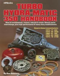 Turbo Hydra-Matic 350 Handbook (ISBN: 9780895860514)