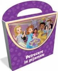 Disney Junior. Poşetuţă Prinţesa Sofia. Petrecere în pijamale (ISBN: 9786066869157)