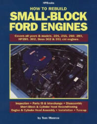 Rebuild Small-Block Ford Engines Hp89 (ISBN: 9780912656892)